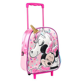 Trolley 3D Minnie Disney 31cm