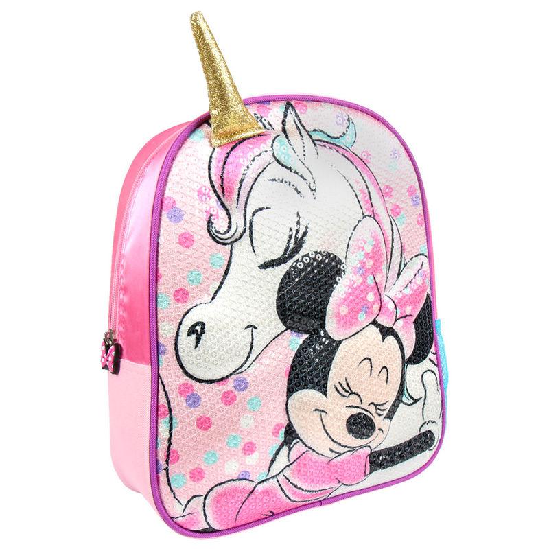 Mochila 3D Minnie Disney 31cm 8427934248124