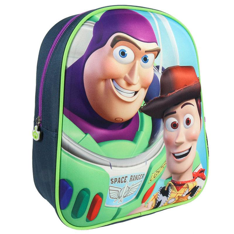 Mochila 3D Toy Story Disney 31cm 8427934248100