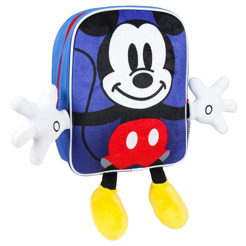 Mochila Mickey Disney 31cm 8427934248353