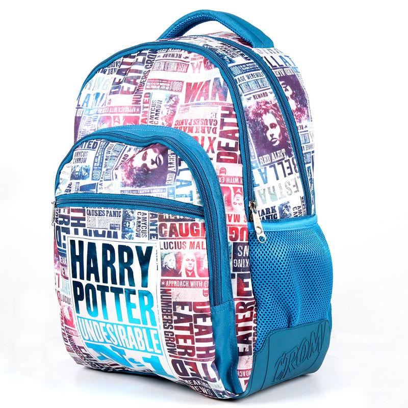 Mochila Undesirable Harry Potter 44cm (8)