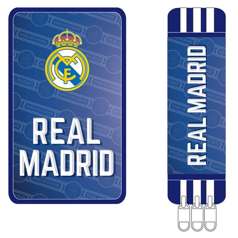 Plumier Real Madrid triple 8426842075846
