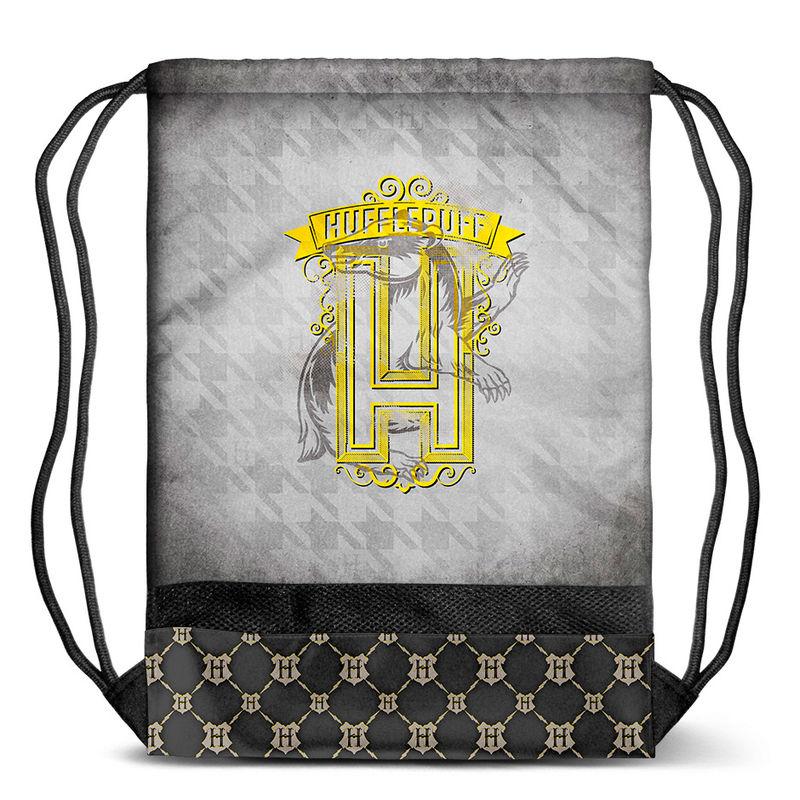 Saco Harry Potter Hufflepuff 48cm