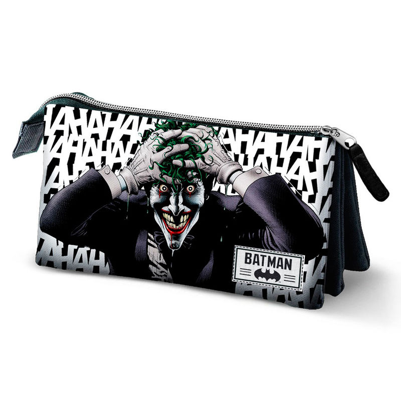 Portatodo Joker Batman DC Comics triple 8435376392152