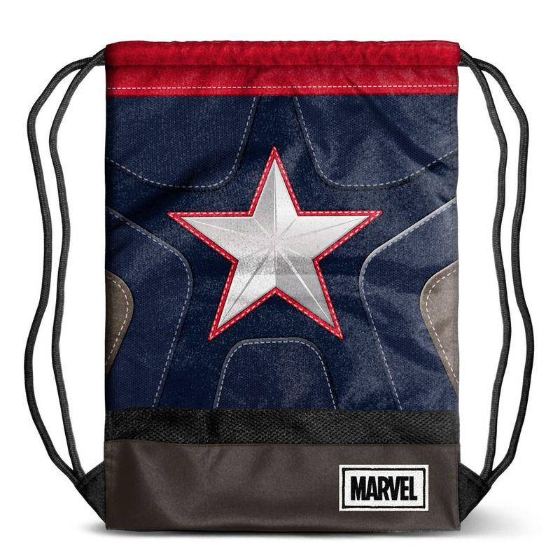 Saco Capitan America Marvel 48cm 8435376392053