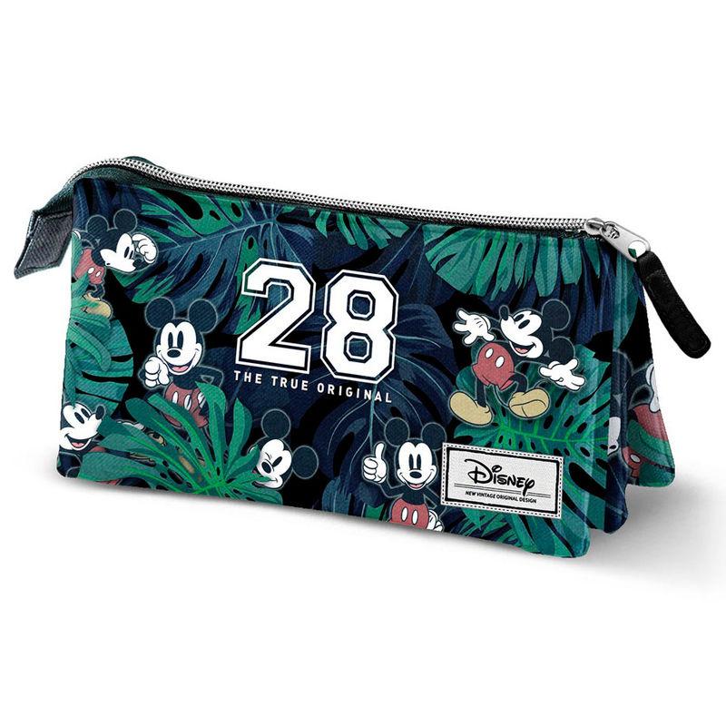Portatodo Mickey 28 Disney triple