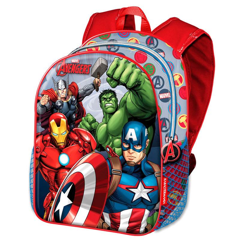 Mochila Vengadores Avengers Marvel 40cm 8435376398505