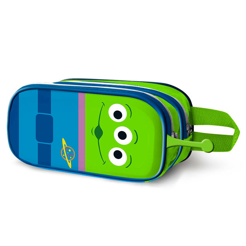 Portatodo 3D Toy Story Alien Disney Pixar doble