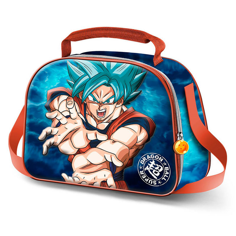 Bolsa portameriendas 3D Dragon Ball Kame 8435376399977