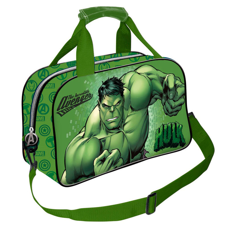 Bolsa deporte Hulk Marvel 38cm