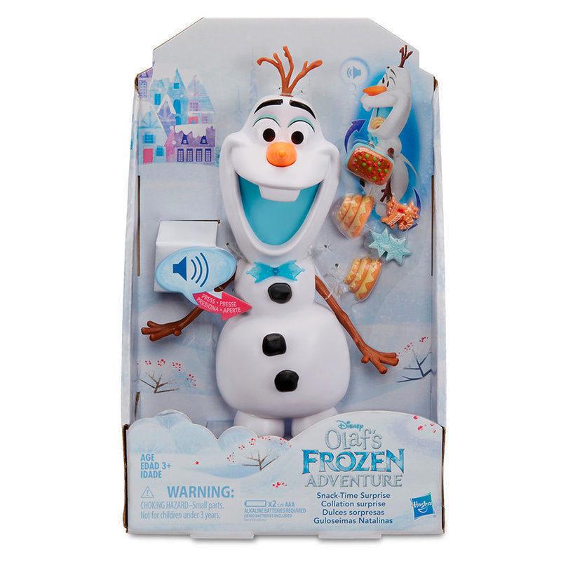 Figura Olaf Dulce Sorpresa Frozen Disney