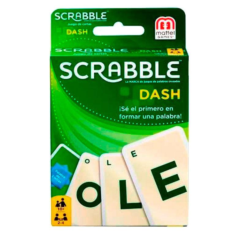 Juego cartas Scrabble