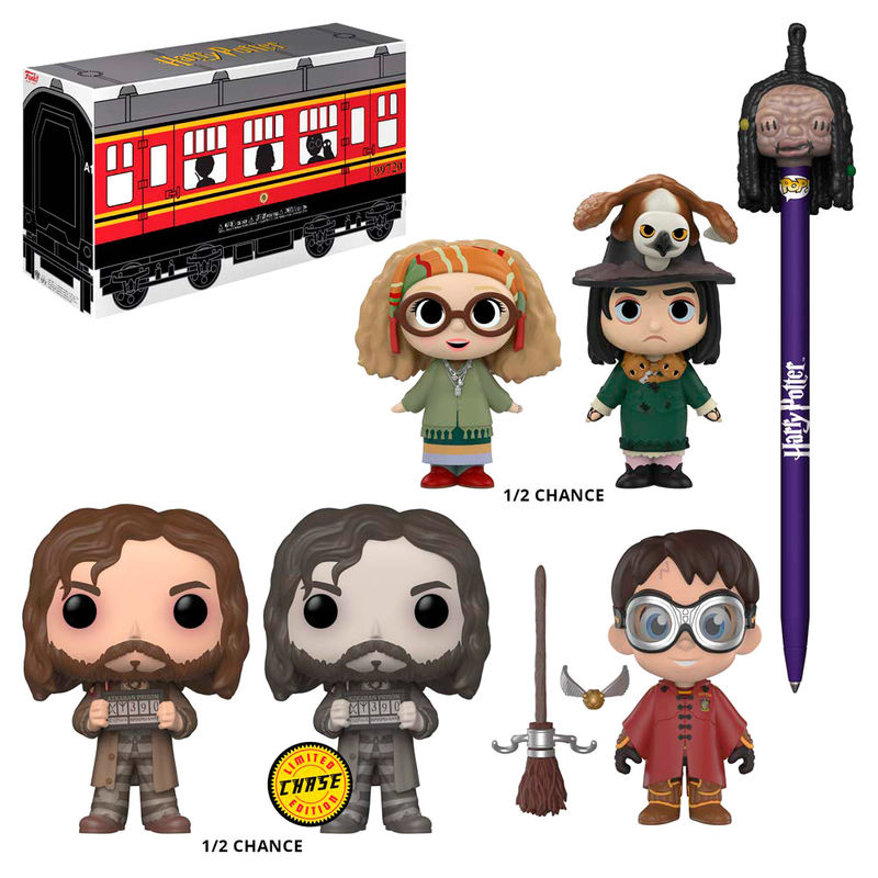 Funko Kit Mistery Box Harry Potter Exclusive surtido*