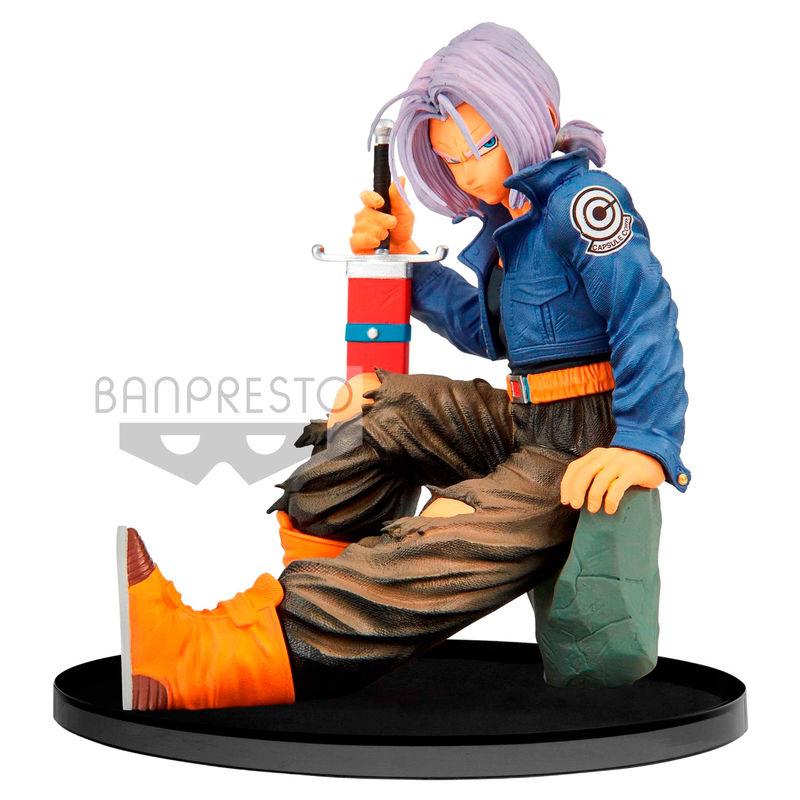 Figura Trunks Banpresto World Figure Colosseum Dragon Ball Z 11cm