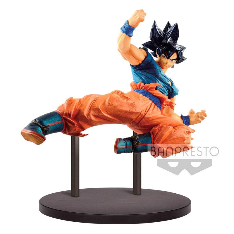 Figura Son Goku Fes Son Goku Ultra Instinct Sign Dragon Ball Super 20cm