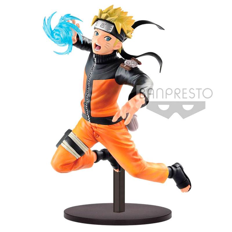 Figura Vibration Stars Uzumaki Naruto Naruto Shiuppuden 17cm