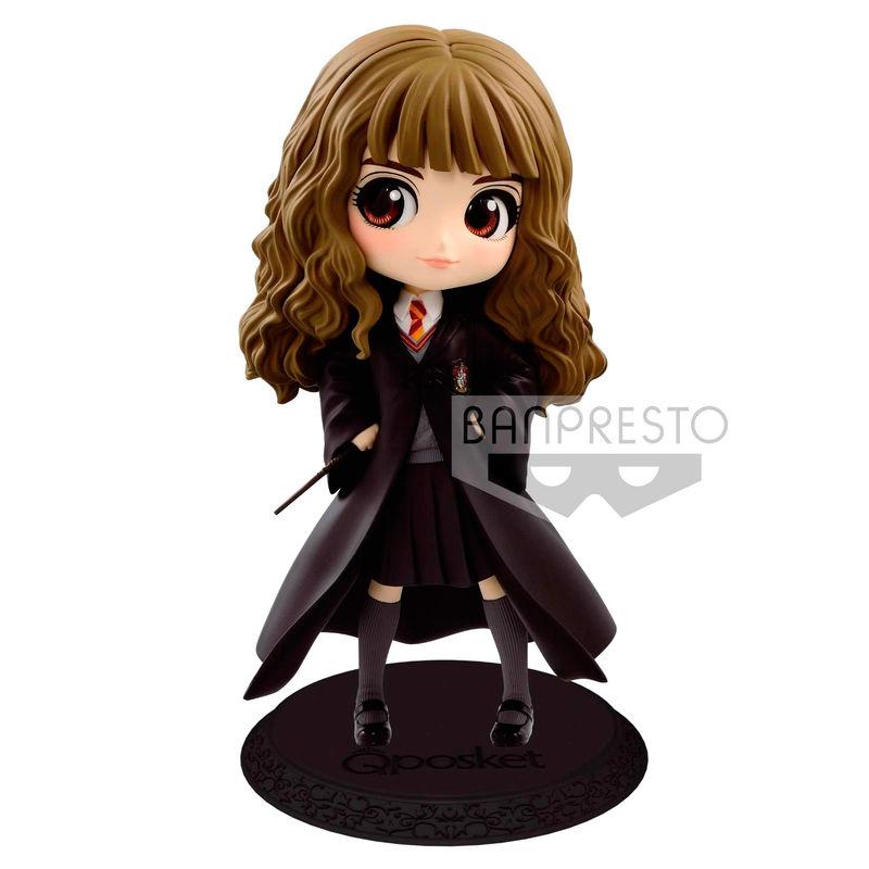 Figura Hermione Granger Harry Potter Q posket A 14cm