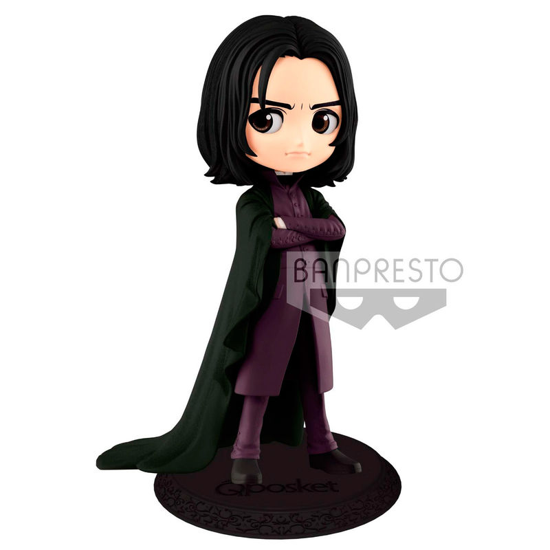 Figura Severus Snape Harry Potter Q posket A 15cm