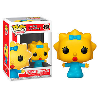 Funko POP o Figura POP Simpsons Maggie