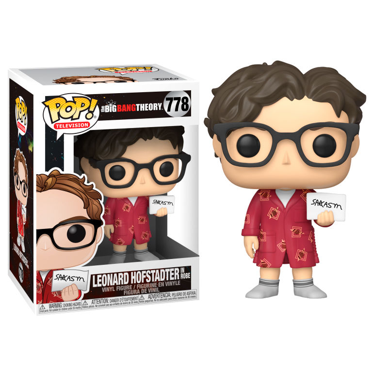 Figura POP The Big Bang Theory Leonard serie 2 (1)