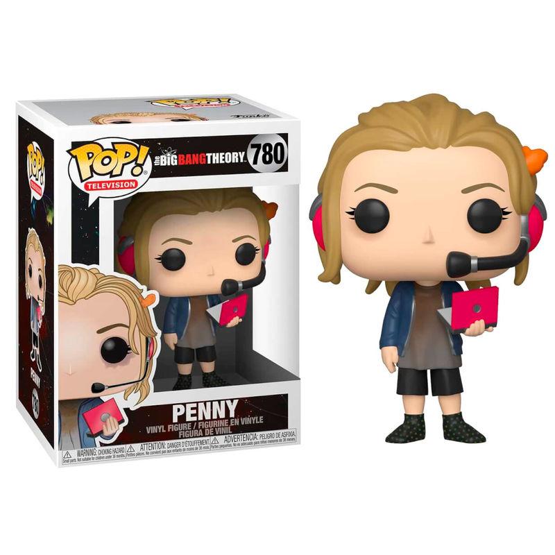 PENNY, THE BIG BANG THEORY