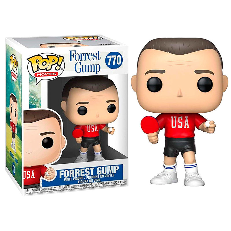 Funko POP o Figura POP Forrest Gump Forrest Ping Pong Outfit