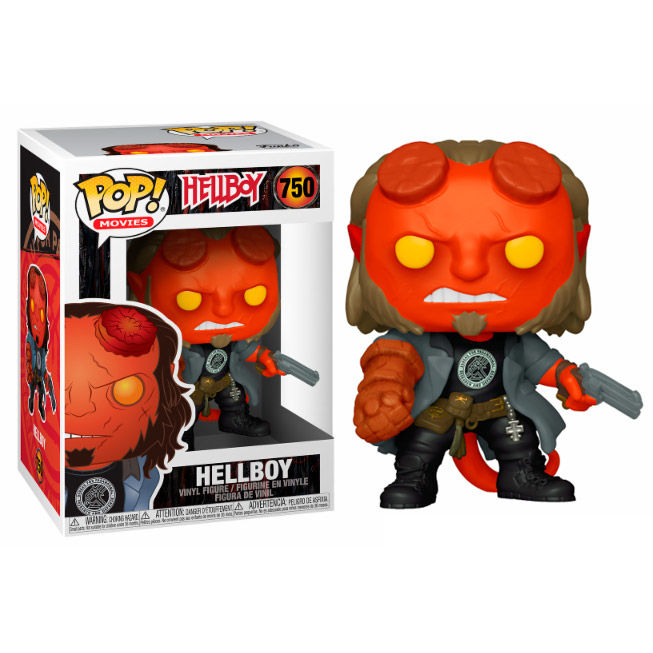 HELLBOY, MOVIES, POP FUNKO