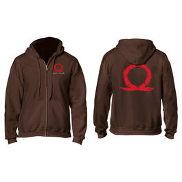 Sudadera Serpent Logo God of War