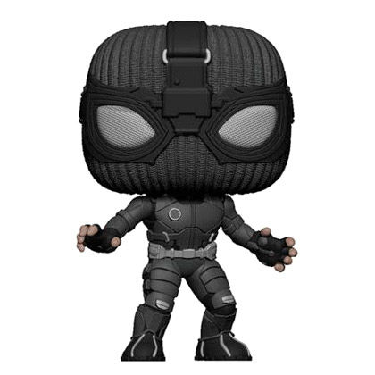 Funko POP o Figura POP Marvel Spiderman Lejos de casa Home Spiderman Stealth Suit