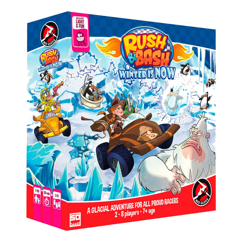 Juego Rush & Bash Winter is Now