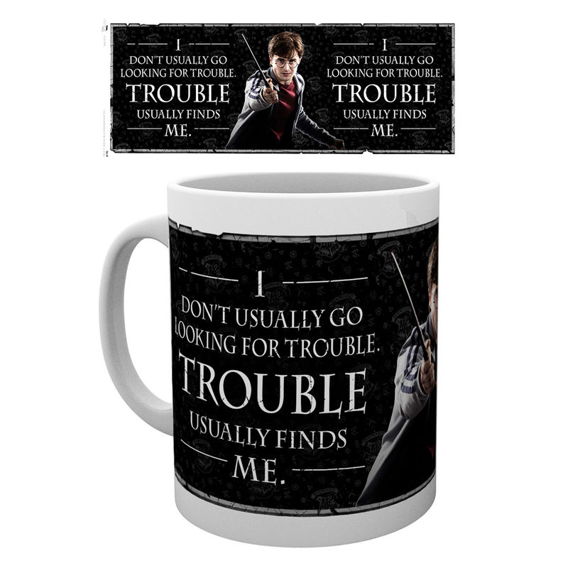 Taza Harry Potter Harry Quote