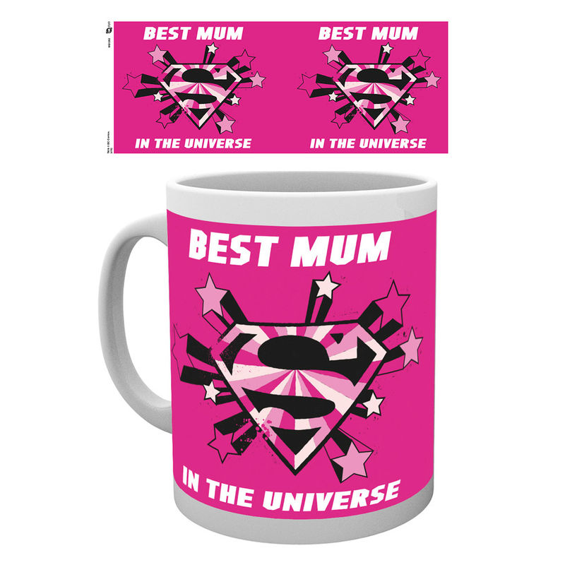 Taza Mothers Day You´re  My Hero DC