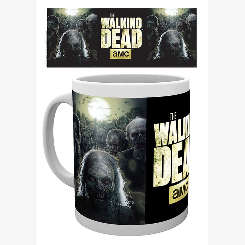 Taza The Walking Dead Zombies