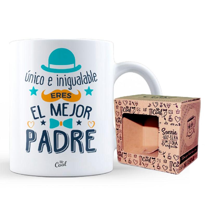 Taza El Mejor Padre 8436571072801