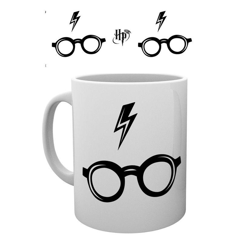 Taza Harry Potter Glasses