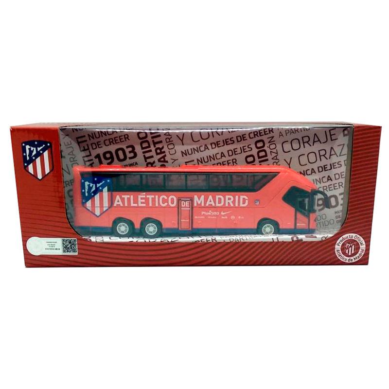 Autobus Atletico de Madrid