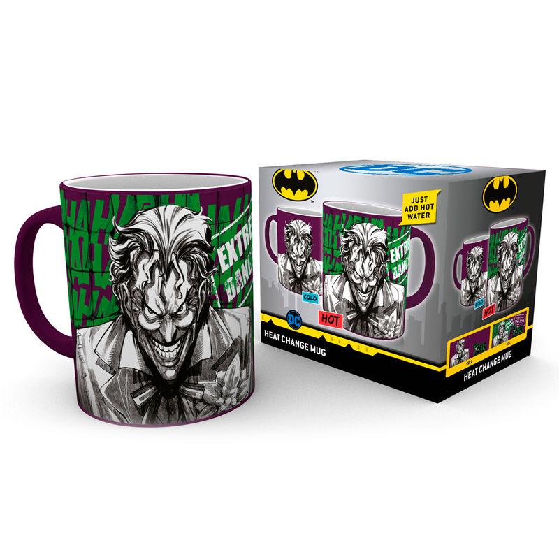 Taza termica The Joker DC Comics