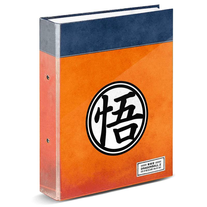 Carpeta A4 Dragon Ball Symbol anillas 8435376399335