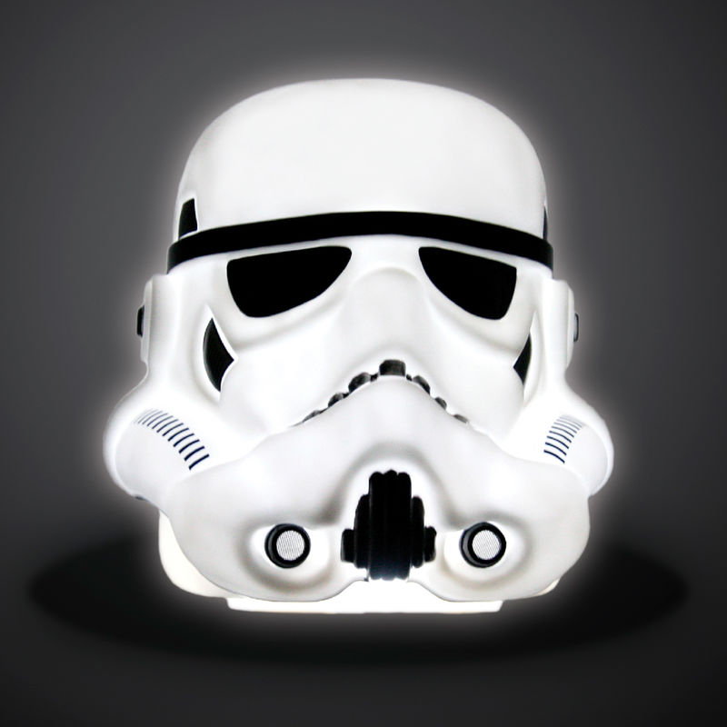 Lampara Stormtrooper Star Wars pequeña