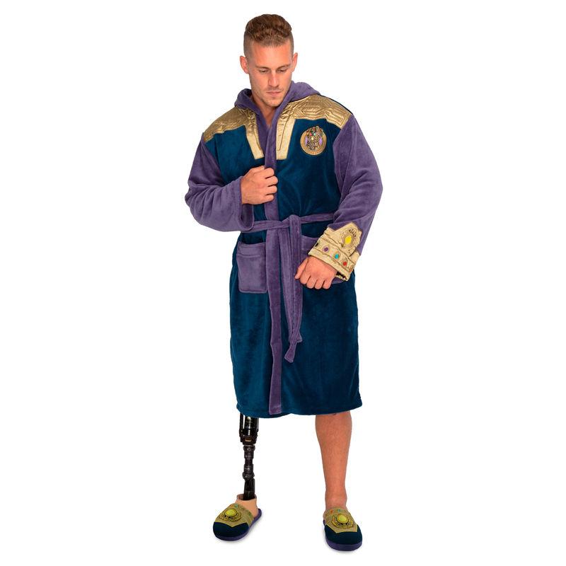 Albornoz Thanos Infinity War Avengers Marvel hombre