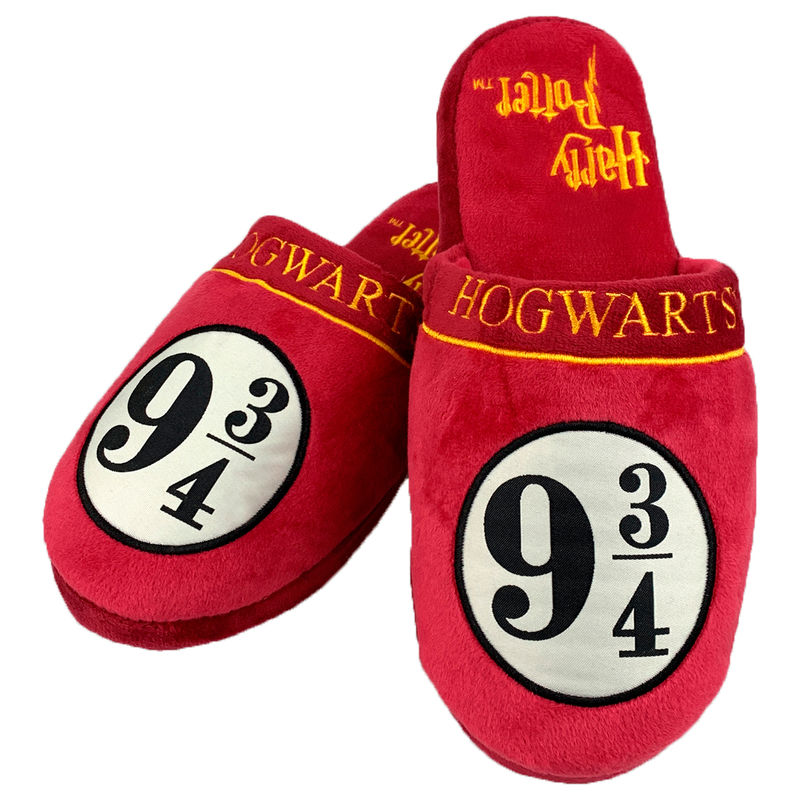 78a278204b5 Harry Potter Hogwarts Express 9 3 4 mens slippers