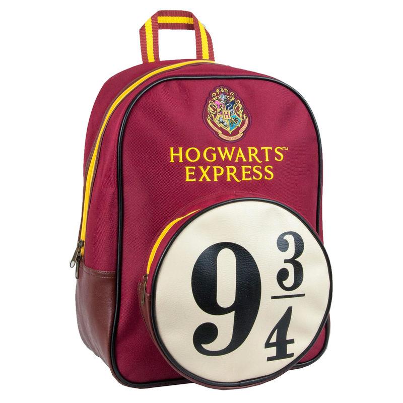 Mochila Hogwarts Express 9 3/4 Harry Potter 38cm