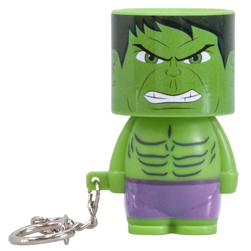 Llavero Hulk Marvel Look-Alite