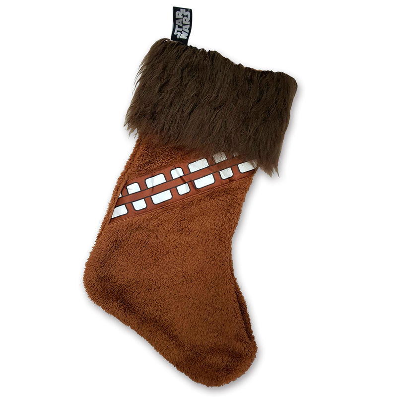 Calcetin Navidad Chewbacca Star Wars