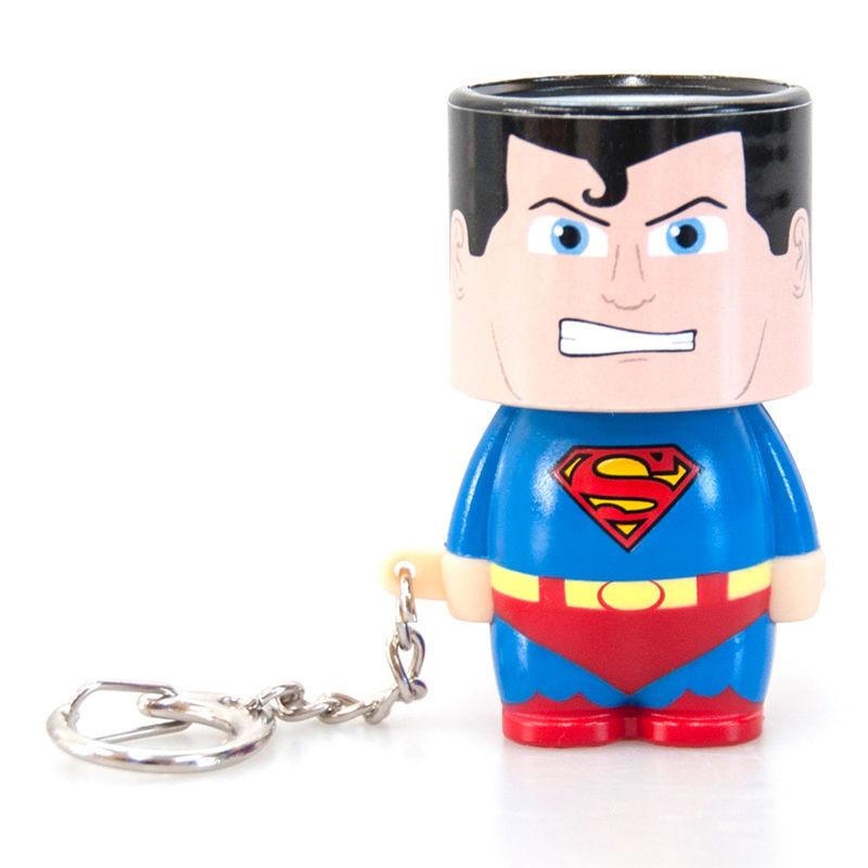 Llavero Superman DC Comics Look-Alite