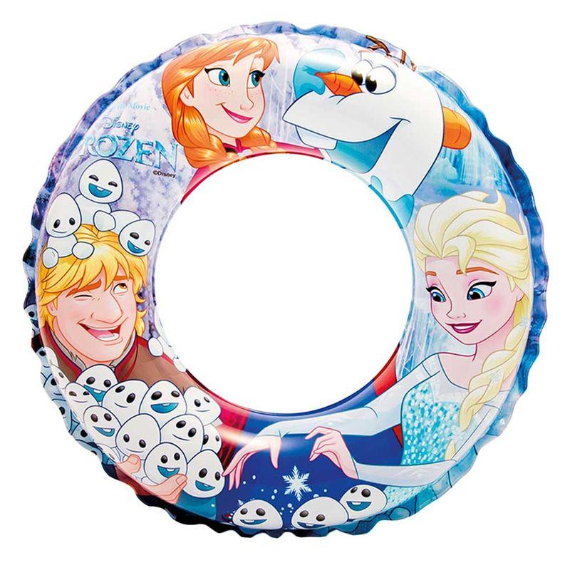 Rueda hinchable Frozen 6941057401928