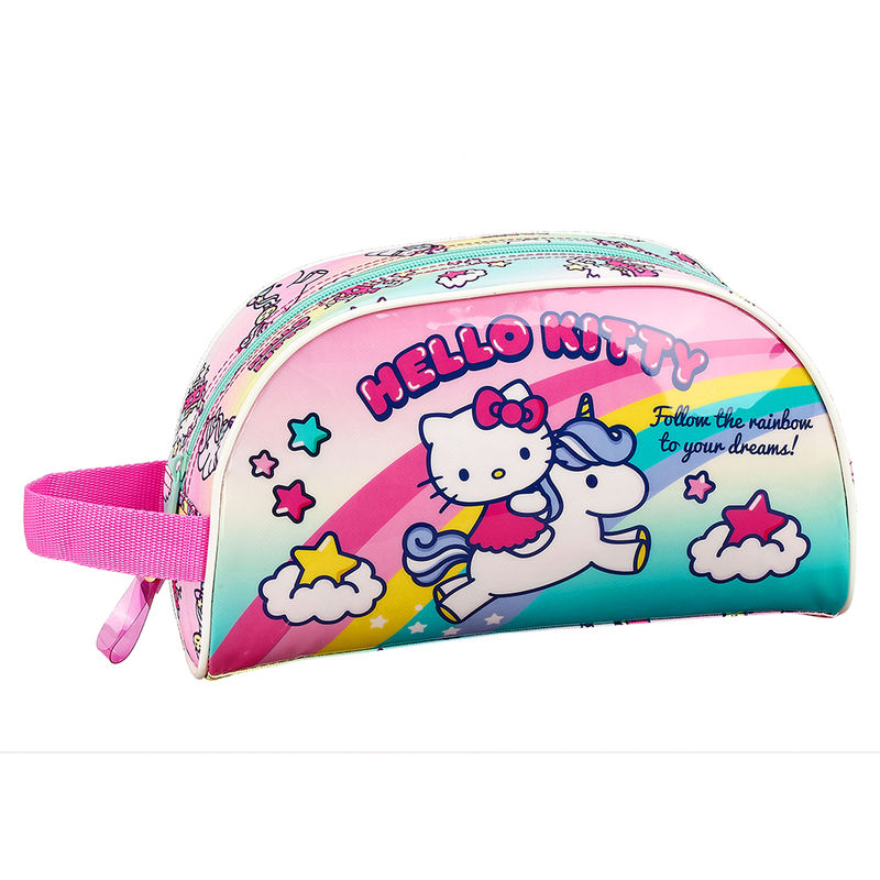 Neceser Hello Kitty Candy Unicorn