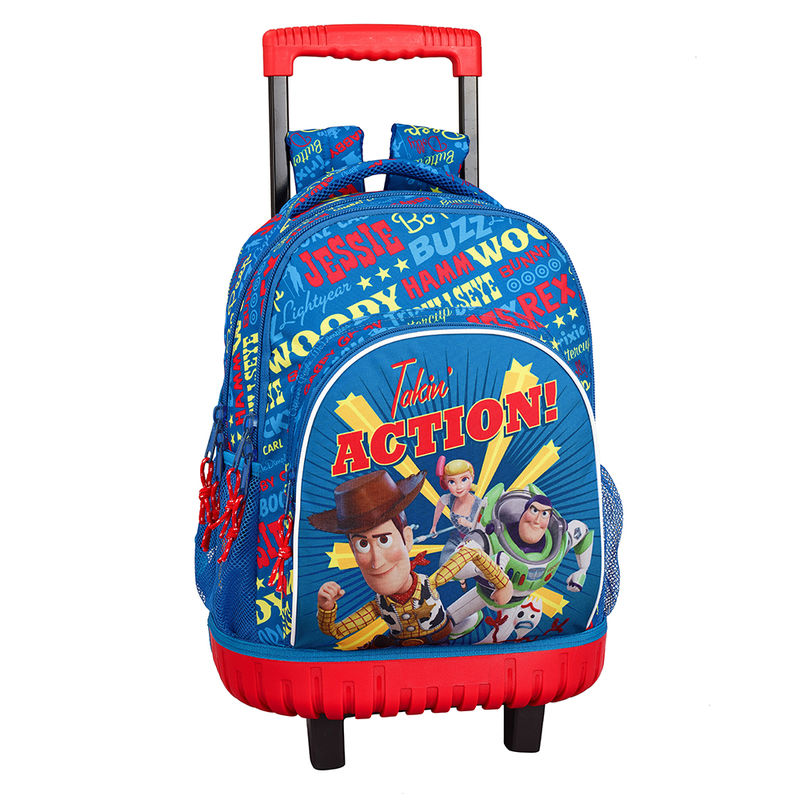 Trolley compacto Toy Story 4 Disney Action 45cm