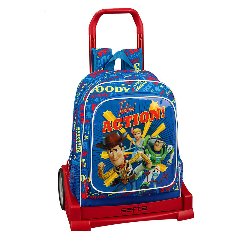 Trolley Toy Story 4 Action 42cm