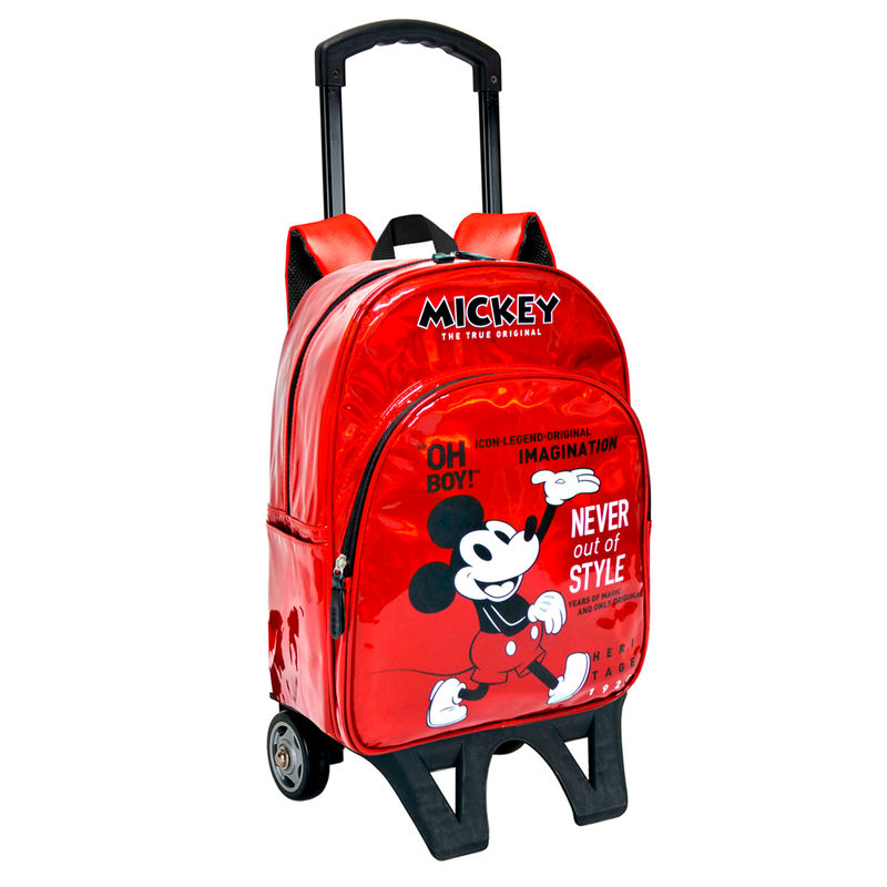 Trolley Mickey 90 Years adaptable 42cm